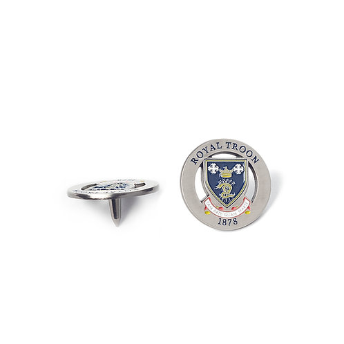 Royal Troon Stem Ball Marker