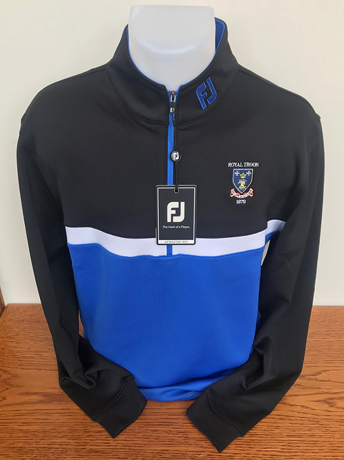 Footjoy Chillout Black/Royal Blue