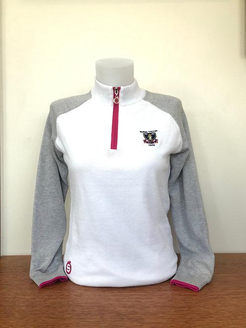Royal Troon Logo Ladies Wind Sweater