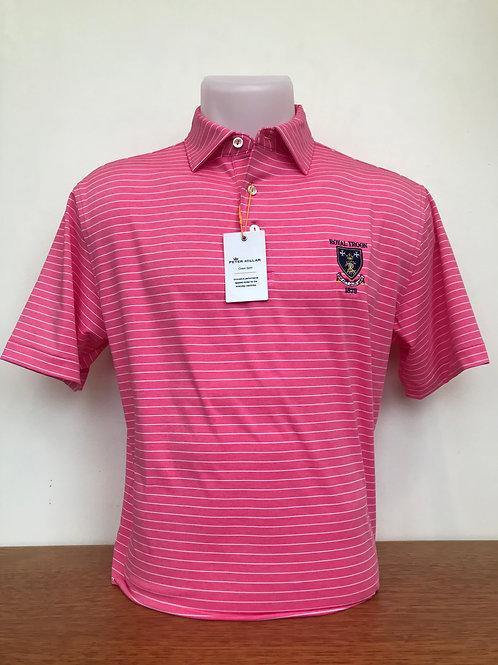 Peter Millar Crafty Stripe - Pink/White