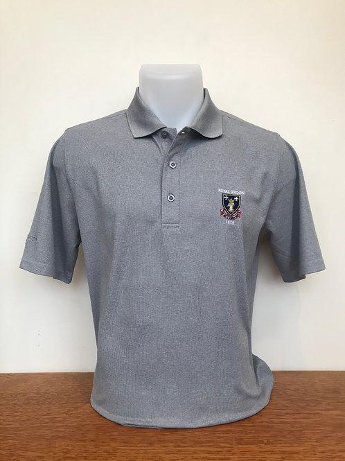 Glenmuir Logo Shirt - Grey
