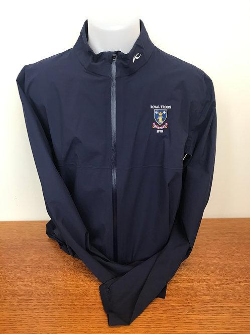 Kjus Dexter 2.5L Waterproof Jacket Atlanta Blue