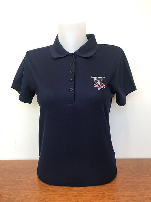 Royal Troon Logo Ladies Shirt