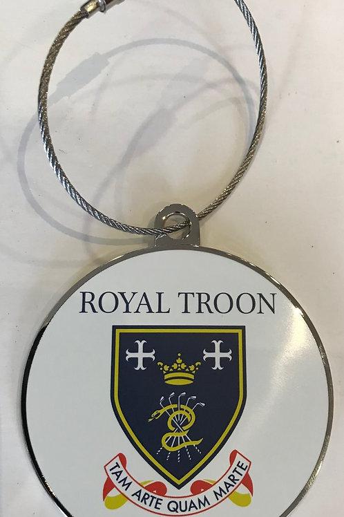 Royal Troon Bag Tag