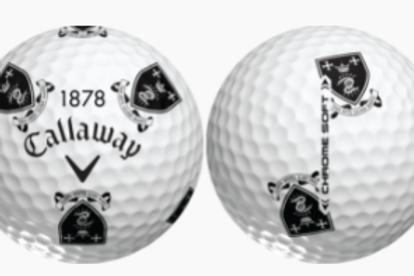 Dozen Tru Vis Crested Balls