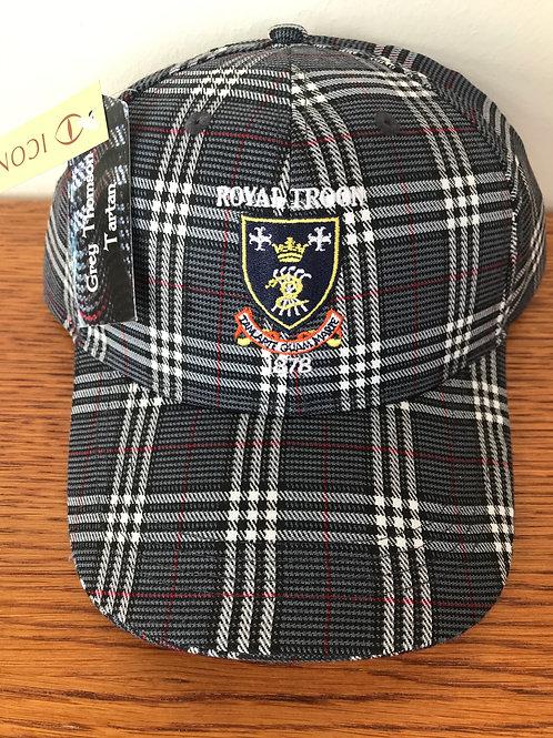 Royal Troon Tartan Cap