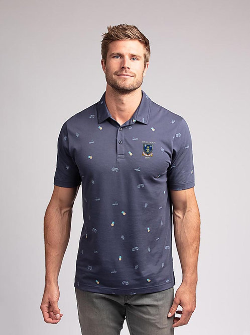 Travis Mathew Happy Thoughts Polo