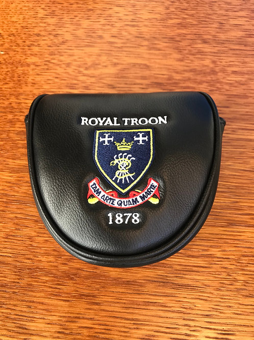 Royal Troon Mallet Putter Cover