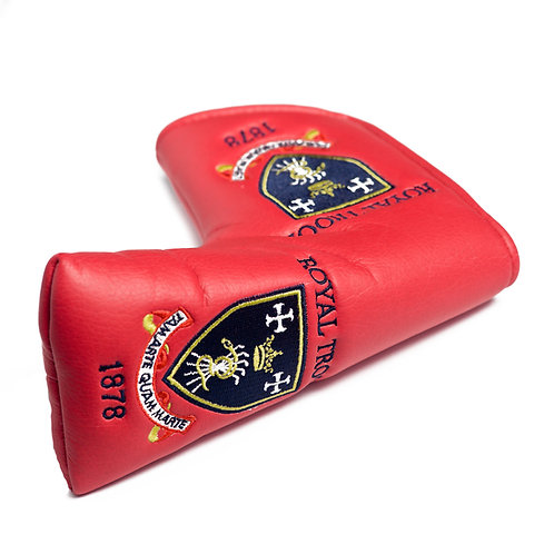 Royal Troon Blade Putter Cover