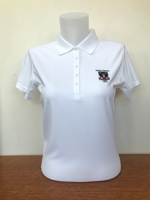 Royal Troon Logo Ladies Shirt