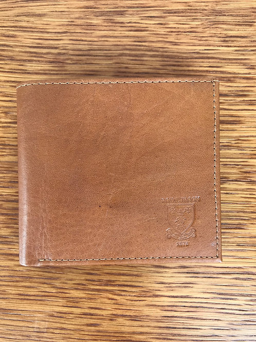 Links & Kings Leather Wallet