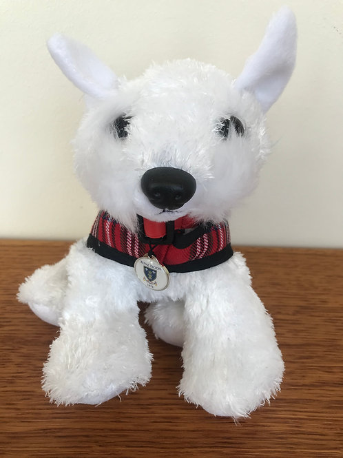 Westie Dog Soft Toy
