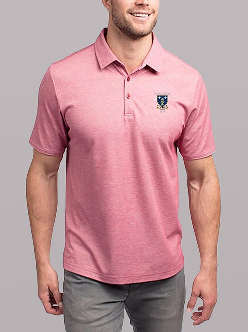 Travis Mathew Classy Polo - Red - XL
