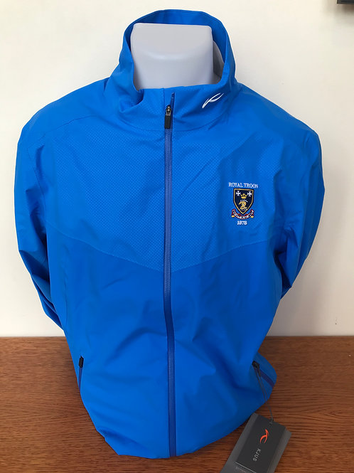 Kjus Bothy 2L Waterproof Jacket - Olympic Blue