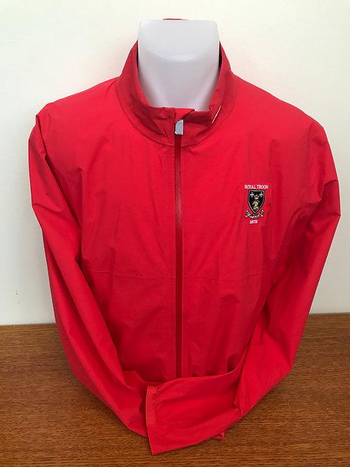Kjus Dexter 2.5L Waterproof Jacket Jungle Red