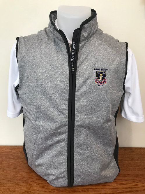 Glenmuir Sheil Padded Gilet - Grey
