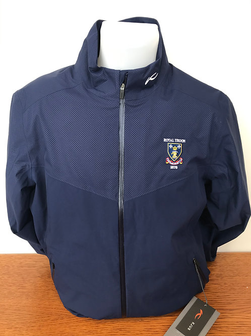 Kjus Bothy 2L Waterproof Jacket - Atlanta Blue