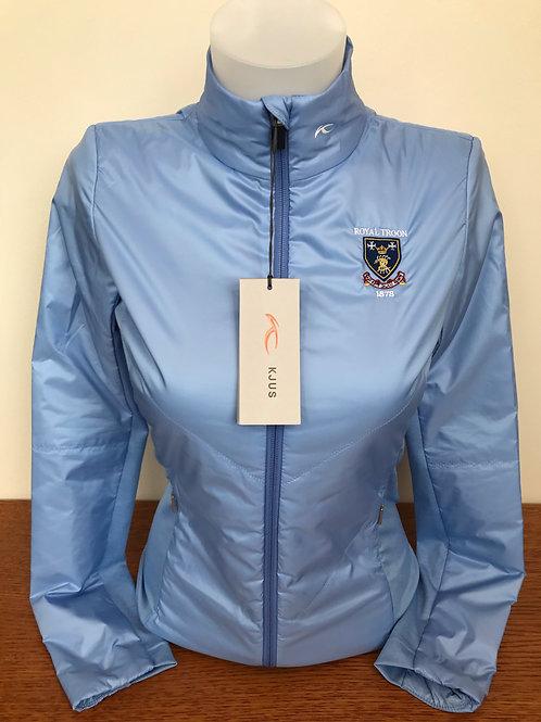 Ladies Kjus Radiation Jacket - Sky Blue