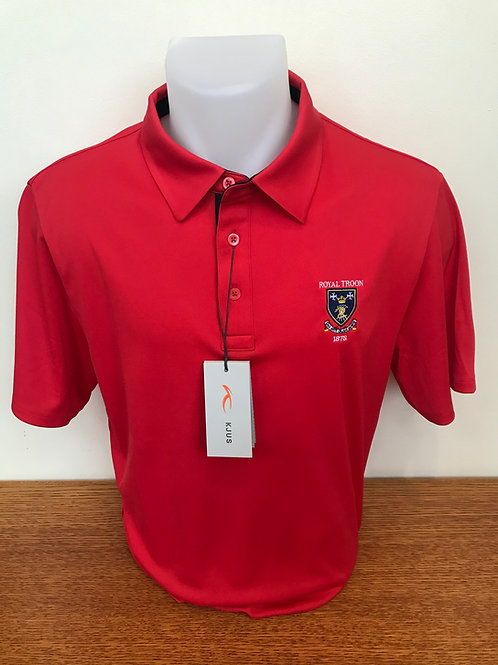 Kjus Silas Polo Red