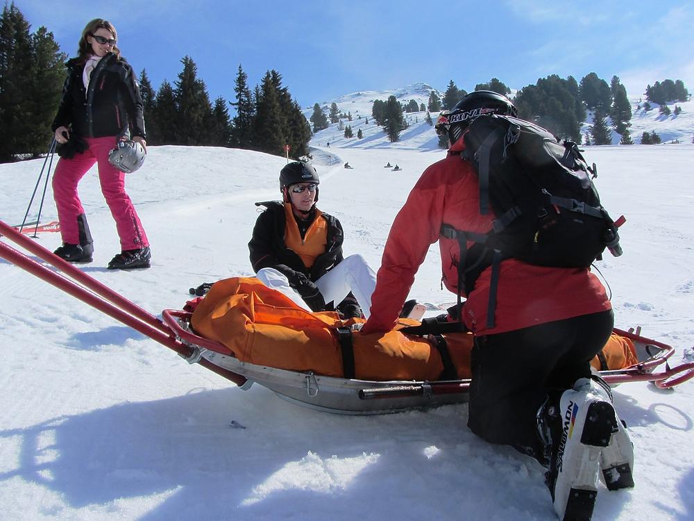 Accident de ski  Conseils après un accident pour une bonne indemnisation