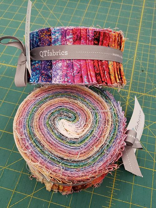 "QT Fabrics Gypsy Soul 2.5"" Strips"