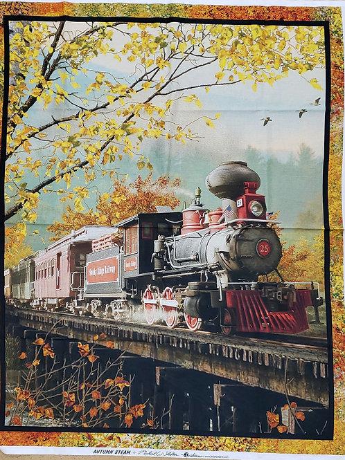 3 Wishes Autumn Steam Panel