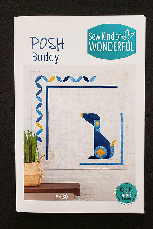 Posh Buddy Pattern