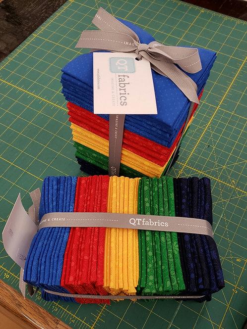 QT Fabrics Fat Quarter Bundle