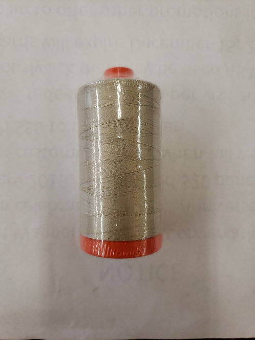 Aurifil Pewter Sewing Thread