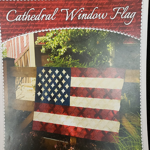 Cathedral Window Flag