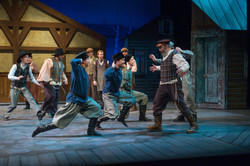 Sasha in Fiddler on the Roof