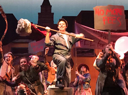 Bobby Strong in Urinetown