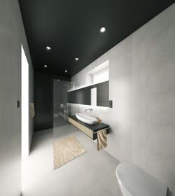 Návrh interiéru koupelny, Slovensko