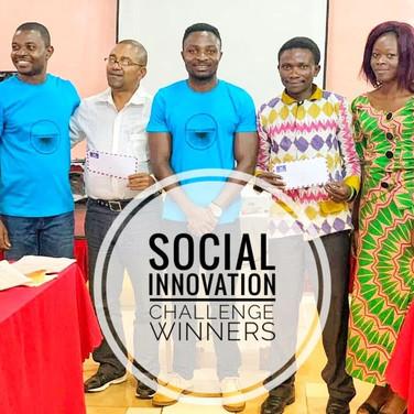 Kampala Social Innovation Challenge Winners
