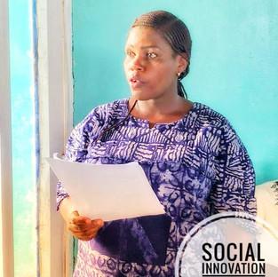Bukavu Social Innovation Challenge Winner