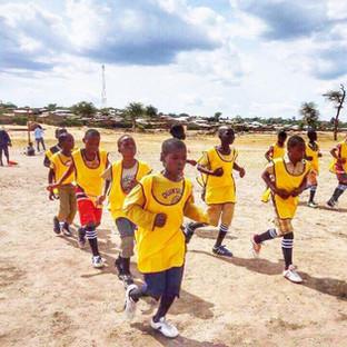 Refugee Youth Soccer