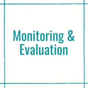 Monitoring & Evaluation