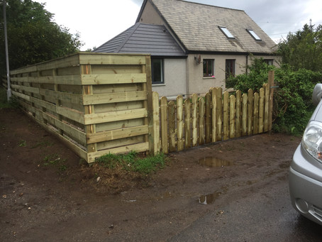 Fencing and Gates by Odd Socks Enterprise
