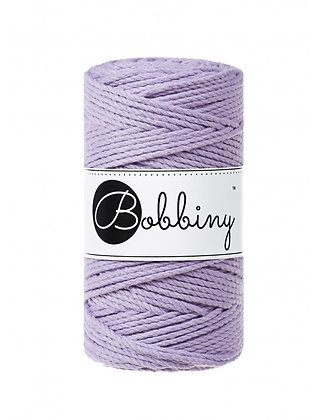 Bobbiny 3 Ply Macramé Rope - Lavender