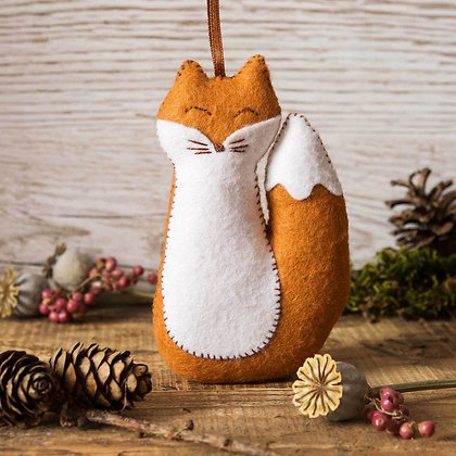Corinne Lapierre - Fox Felt Craft Mini Kit