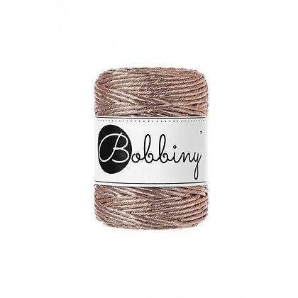 Bobbiny Single Twist Champagne 3mm cord