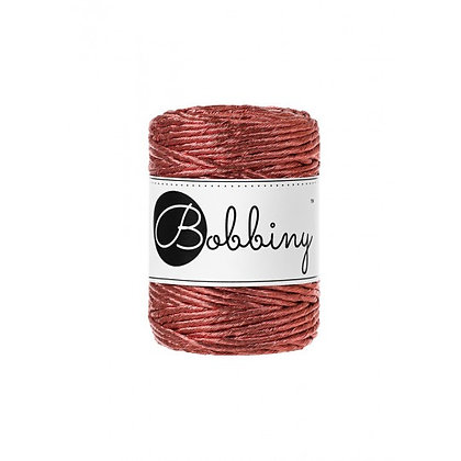 Bobbiny Single Twist Copper 3mm cord