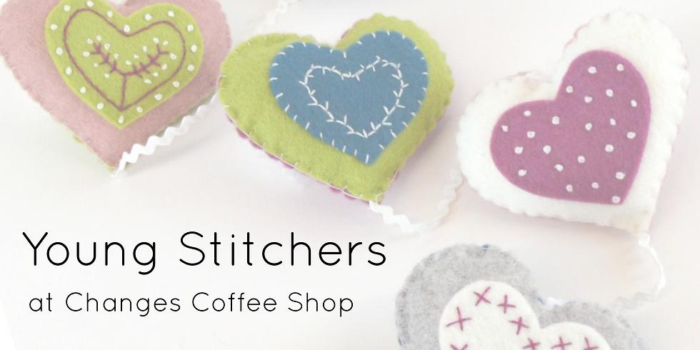 Young Stitchers - Handmade Heart