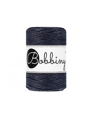 Bobbiny Macramé Cord - Navy Blue