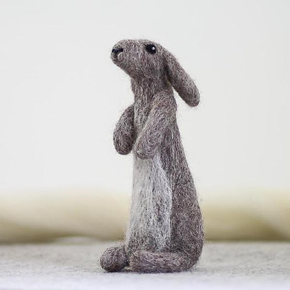 Rabbit Needle Felting Kit - Hawthorn Handmade