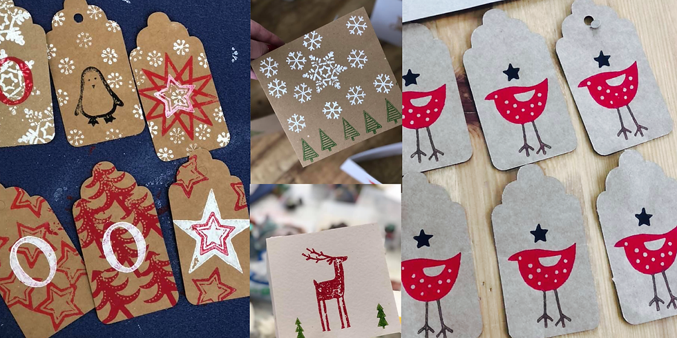 Christmas Blockcraft at The Creative Coffee Hub