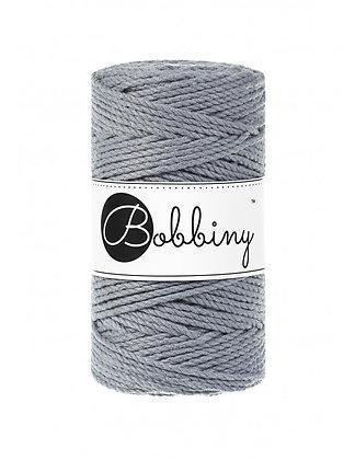 Bobbiny 3 Ply Macramé Rope - Steel