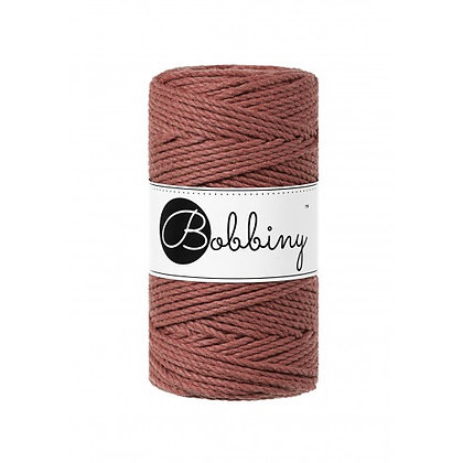 Bobbiny 3 Ply Macramé Rope - Sunset