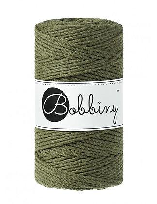 Bobbiny 3 Ply Macramé Rope - Avocado