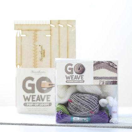 Weaving Loom Kit - Heather & Moss